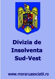 DIVIZIA DE INSOLVENȚĂ SUD-VEST